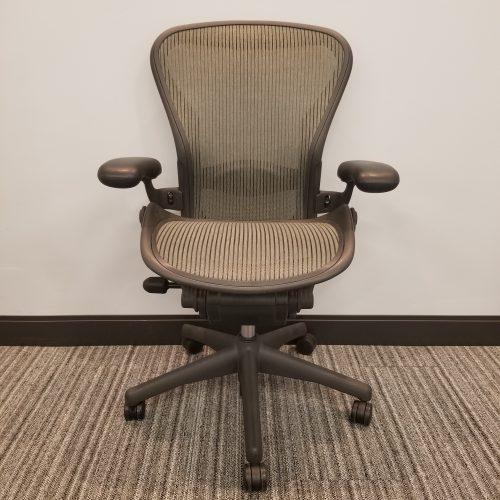 Herman Miller Aeron Task Chair-Green