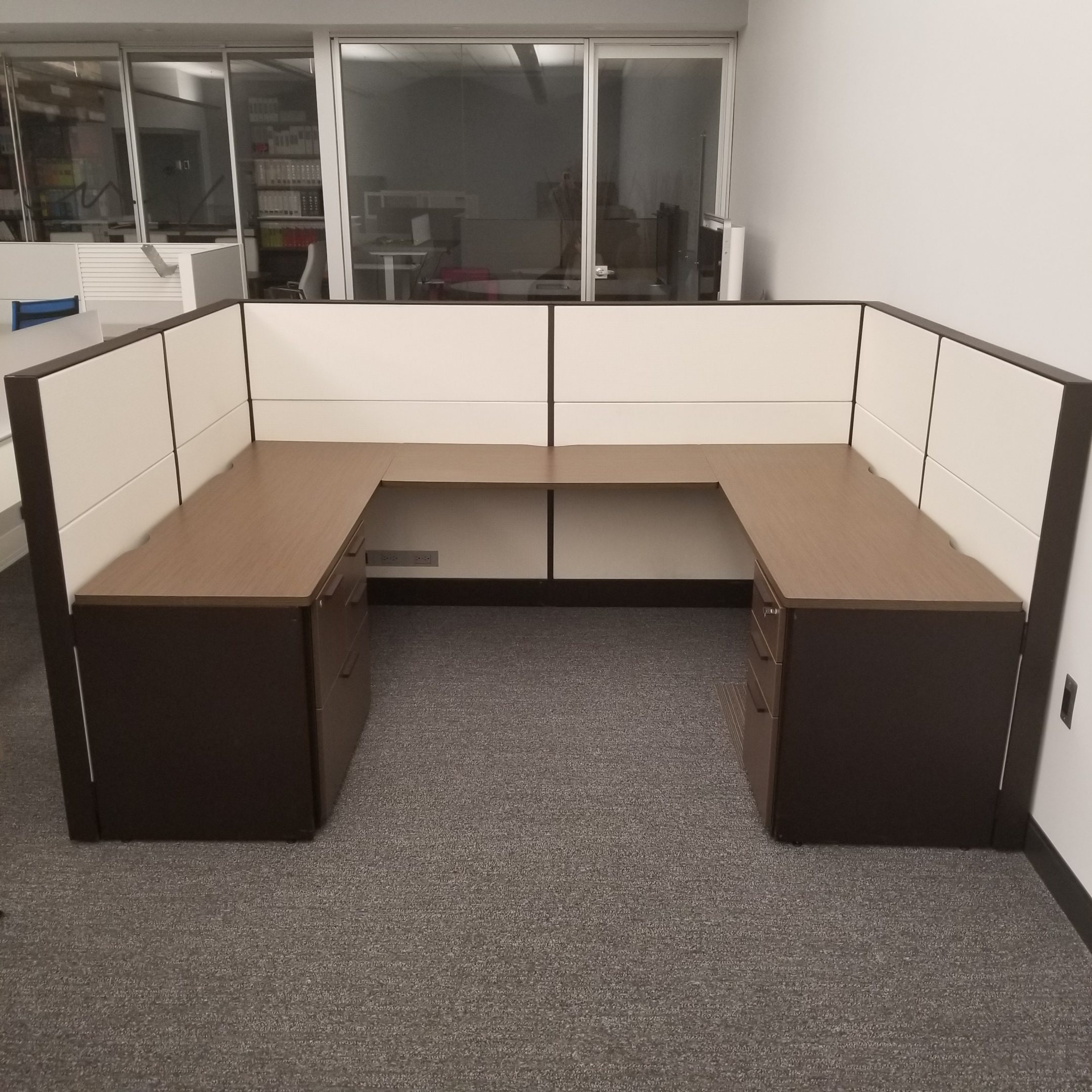 Texas Leverage 6×6 or 6×8 Workstations