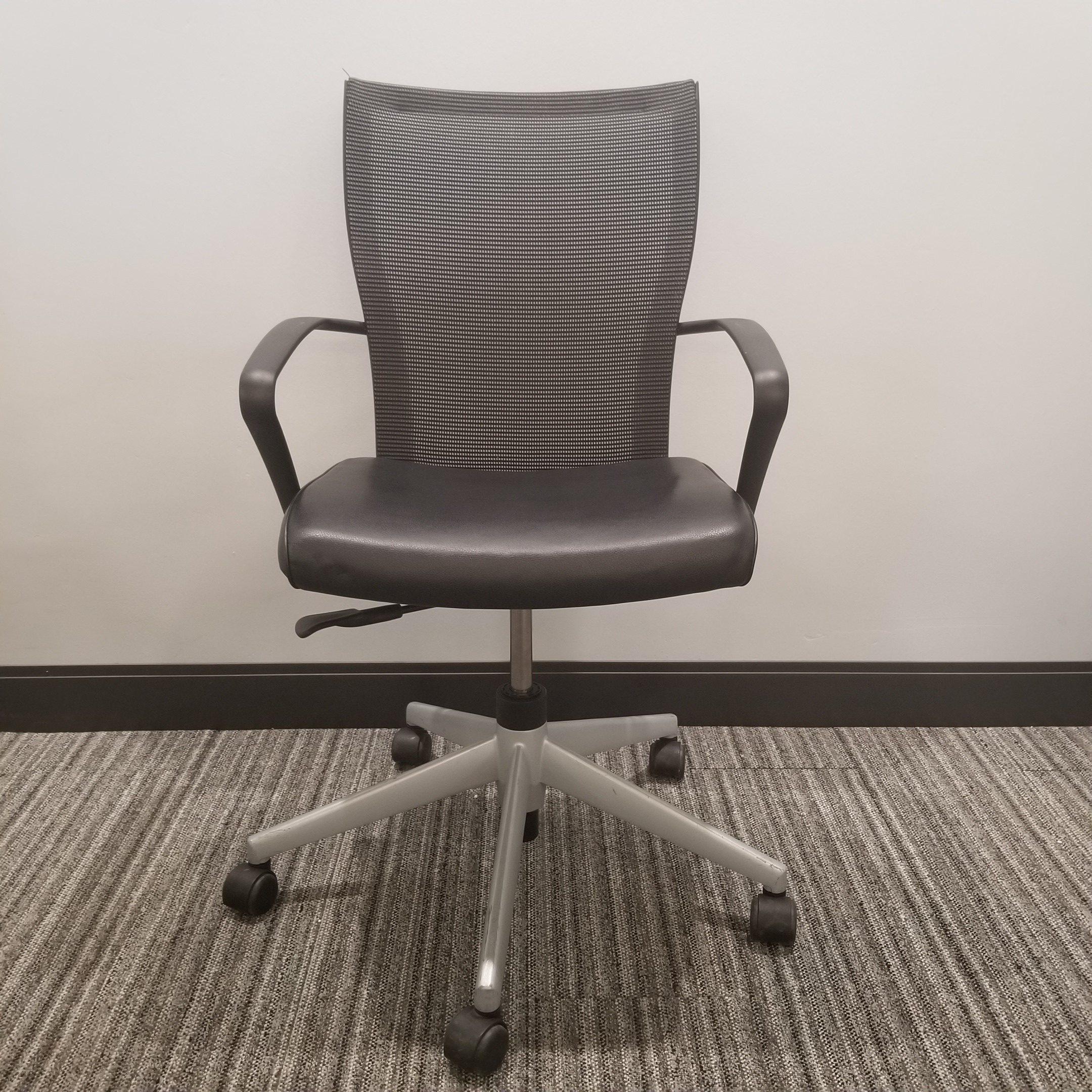 Haworth X99 Task Chair Black